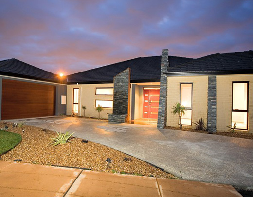 exterior house, point cook by navbuild